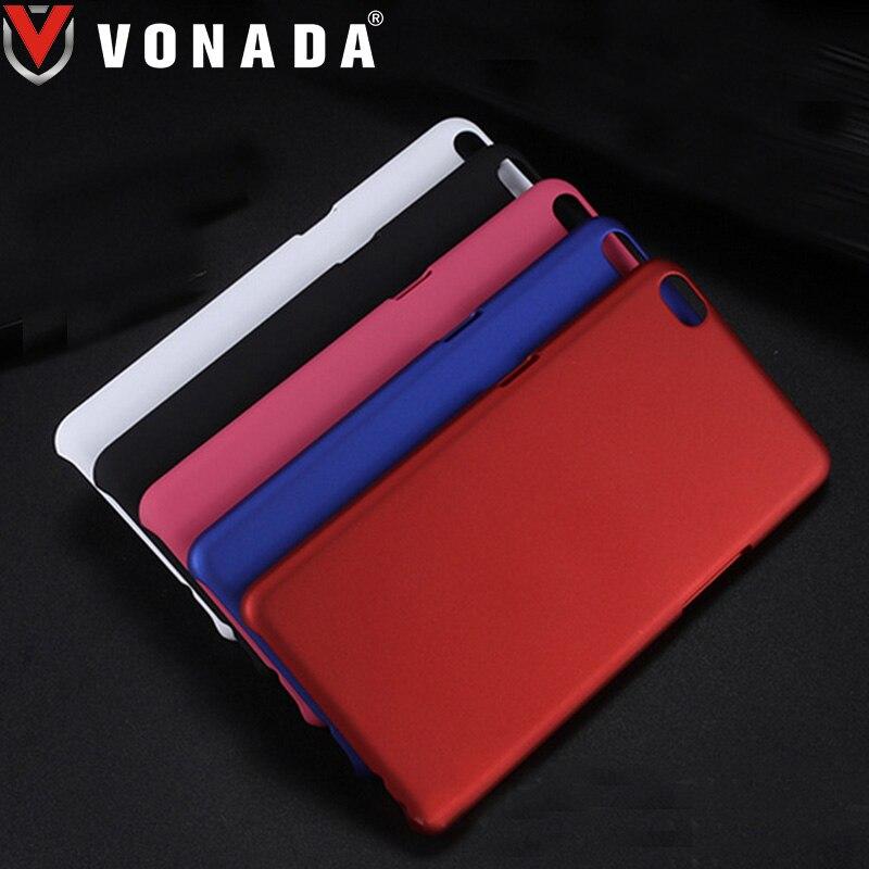 Vonada PC Hard Case for ZTE Nubia N2 / NX575J Colorful Matte Slim Plastic Shell Rubber Hard Mobile Phone Back Case Cover