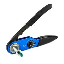 Deutsch herramienta de conector crimpadora HDT 48 00 herramienta de mano Harley Caterpiller soporte tamaño 14,16,20 contacto sólido para Deutsch DT,DTM,DTP