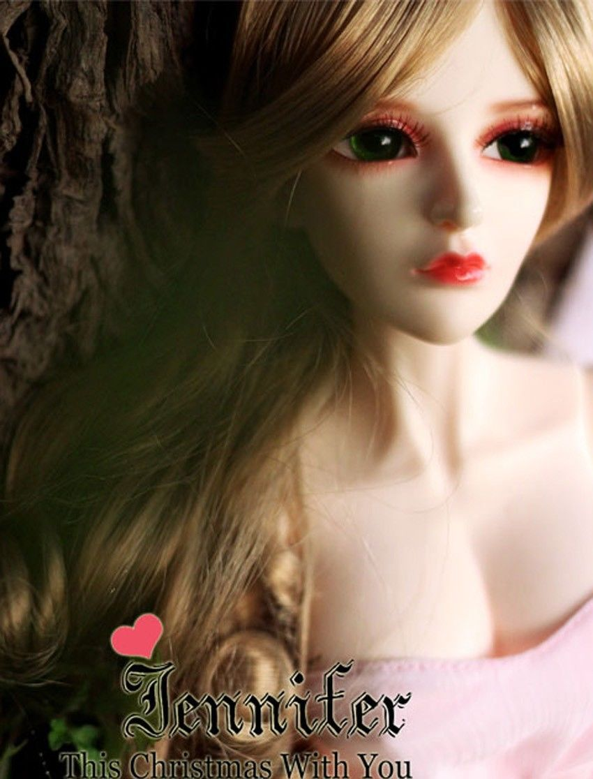 [wamami] AOD 1/3 BJD Dollfie Girl Set* FREE FACE UP/EYES/~Jennifer [wamami] aod 1 3 bjd dollfie girl set free face up eyes hui xiang