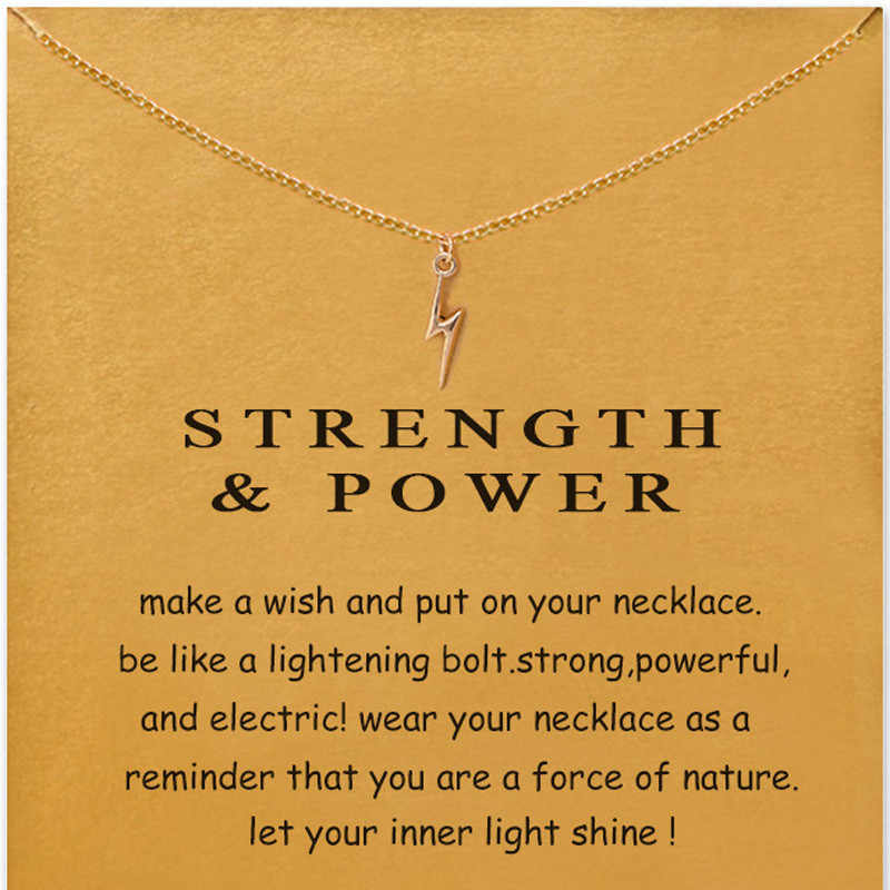 9 Styles Elephant Sunshine Circle Cross Necklaces & Pendants Minimalist Chain Choker Necklace For Women  Jewelry Gift Card