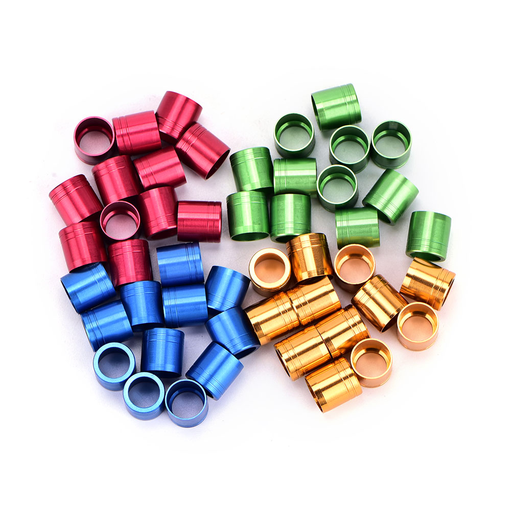 12pcs Archery Ring Explosion-proof Ring Archery arrow Bow for 7.6 mm Shaft new.