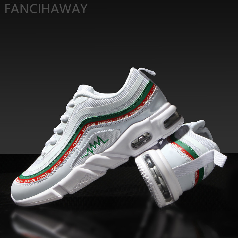 De Air Chaussures Fancihaway Pour Course Hommes Sole Respirant vOzRq5w
