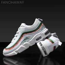 FANCIHAWAY Zapatillas de running para hombres Zapatillas de deporte transpirables con suela de aire Hombre Zapatillas de deporte Zapatillas de deporte Deportivas jogging Zapatillas deportivas Hombre