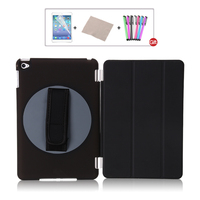 For Ipad Mini 4 360 Degree Rotating Stand Case Cover With Auto Sleep Wake Feature With
