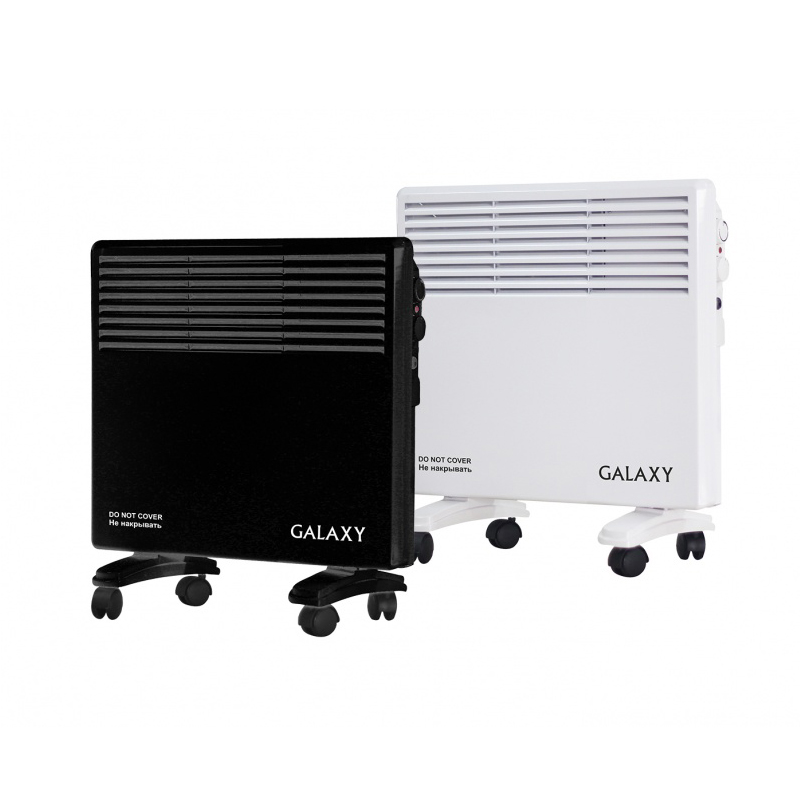 Convection heater Galaxy GL 8226 white массажер galaxy gl 4942 white