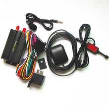 GPS103A TK103A Real time vehicle motorcycle car gsm gps tracker