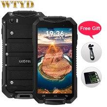Geotel A1 Triple Épreuvage Téléphone, 1 GB + 8 GB Étanche À La Poussière Antichoc, 4.5 pouce Android 7.0 MTK6580M Quad Core, réseau: 3G,