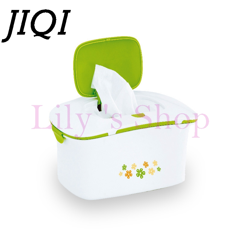 Baby wipes heater thermostat warm wet wipes machine baby wipes warmer Tissue Case heat insulation humidor box EU US plug adapter