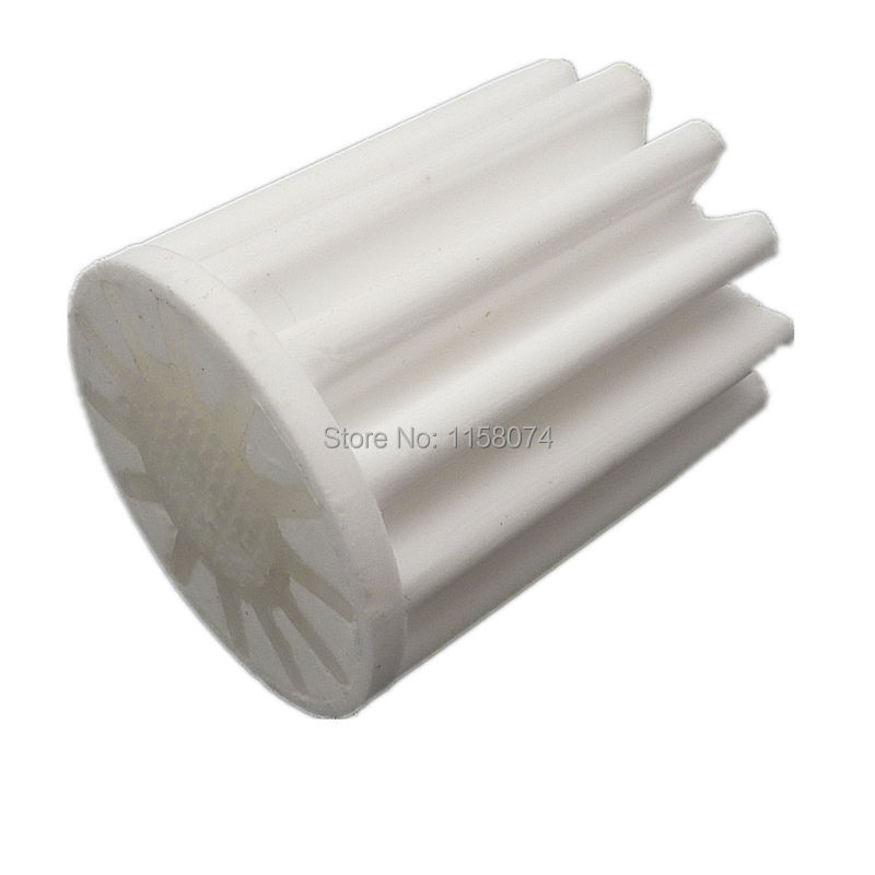 replacement filter core element bathroom inline shower head water softener for removes toxic chlorine