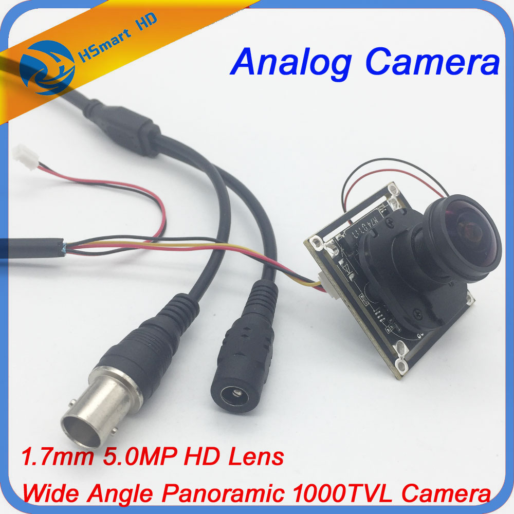 5Megapixel 1.7mm Fisheye Lens Analog HD1200TVL HD CCTV COMS IR-CUT Camera M12 Mount 1/2.5 F2.0 Wide Angle Panoramic PCB CAMERAS 5megapixel 1 7mm fisheye lens for hd cctv ip camera m12 mount 1 2 5 f2 0 compatible wide angle panoramic cctv lens