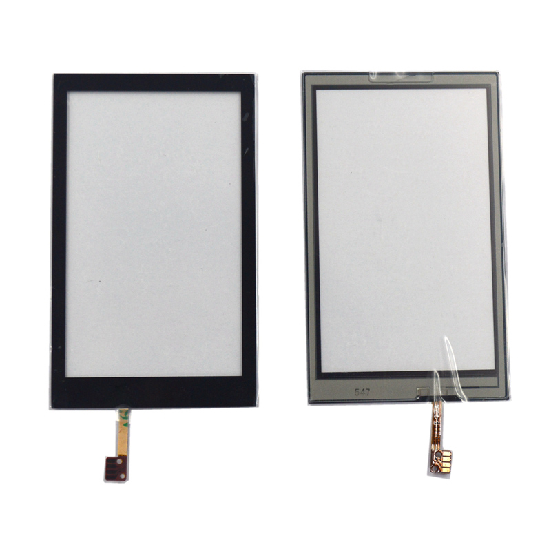 For Philips X525 Touch Screen Sensor Screen touchpad Replacement Black Free shipping Digitizer for Philips X525