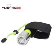 Dive 50 meter CREE XM-L 2300Lm waterproof 3-modes underwater led flashlight diving flashlight torch by 1 x 18650