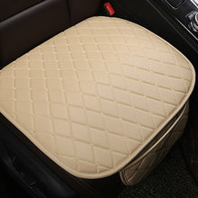 Wenbinge Only front car seat cover auto cover for vw polo accessories vw passat b5 passat b6 passat b7 b8 vw golf 5 golf 6 7(China)