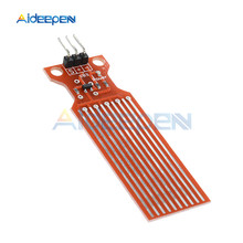 5Pcs Rain Water Level Sensor Module Detection Liquid Surface Depth Height For Arduino DC 3V-5V 20mA(China)