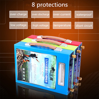 High qualitly 12V,12.6V 5V 140AH,100AH,120AH,80AH,60AH USB Li polymer Li ion Batteries for outdoor Emergency Power bank 0