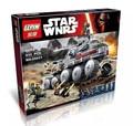 933 Pcs LEPIN 05031 Star Wars Clone Tanque Turbo 75151 de STAR WARS Toy Meninos Presente de Aniversário Brinquedos de Blocos de Construção Compatíveis
