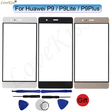 Voor Huawei P9 Lite Plus G9Lite P9Lite P9Plus EVA L19 VIE L09 Touch Screen Vervanging Voorpaneel Lcd scherm Glas Lens Cover