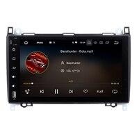 Android 8.0 Octa Core Touchscreen Car Multimedia Player Radio GPS For Mercedes W169 W245 Viano Vito W906 W209 W311 W315 W318
