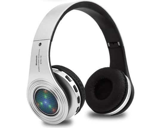 Bluetooth наушники Беспроводной Стерео Гарнитуры Bluetooth наушники с микрофоном Поддерж ...