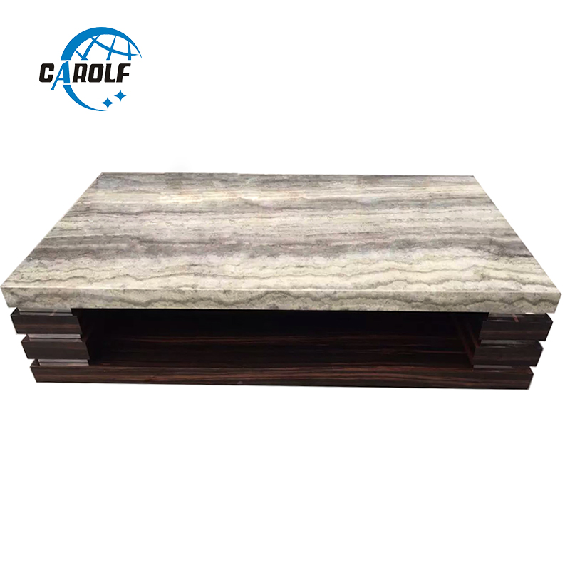 Wondrous Us 342 0 5 Off Luxury Living Room Design Center Table Modern Coffee Table With Marble Top Wooden Corner Table For Sale In Coffee Tables From Cjindustries Chair Design For Home Cjindustriesco
