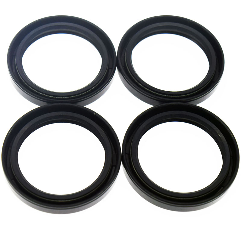 US $9 0 |2 Pair Motorcycle Front Fork Damper oil seal For SUZUKI GSXR1100  GSXR 1100 1986 1994 Shock absorber Motorbike-in Falling Protection from