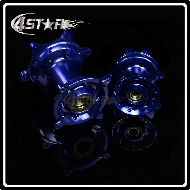 Blue Billet CNC Wheel Hub Fit CR CRF CR125 CR250 CRF250R CRF250X CRF450R CRF450X Motocross Enduro Supermoto Dirt Bike Motorcycle meziere wp101b sbc billet elec w p