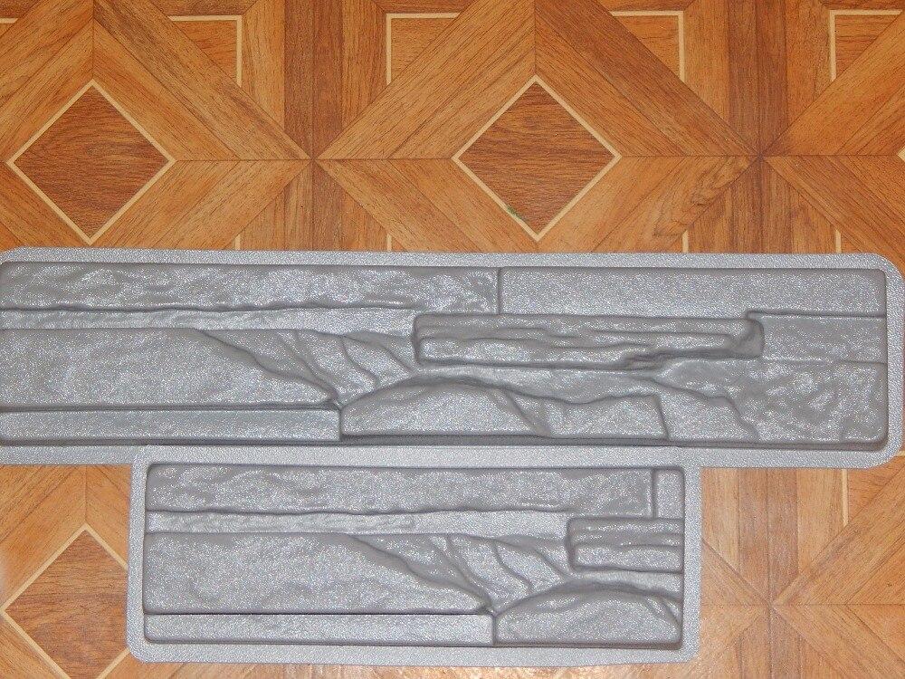 Piastrelle Di Cemento Prezzi : Plastica stampi per intonaco di cemento pietra ardesia no
