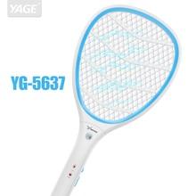 YAGE Elektromos Mosquito Swatter Anti Mosquito Repülési Bug Rovar Repeller Elutasítja Killers Kártevőirtás Racket Trap Home Tool