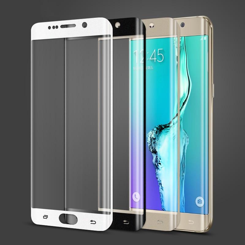 5D härdat glas nots8 S8 För Samsung Galaxy S9 S8 Plus S7 S6 Edge - Reservdelar och tillbehör för mobiltelefoner - Foto 6
