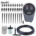 Automatische Drip Irrigatie Controller Set Tuin Water Timer Watering Kit met Ingebouwde Hoge Kwaliteit Membraan Pomp #22077
