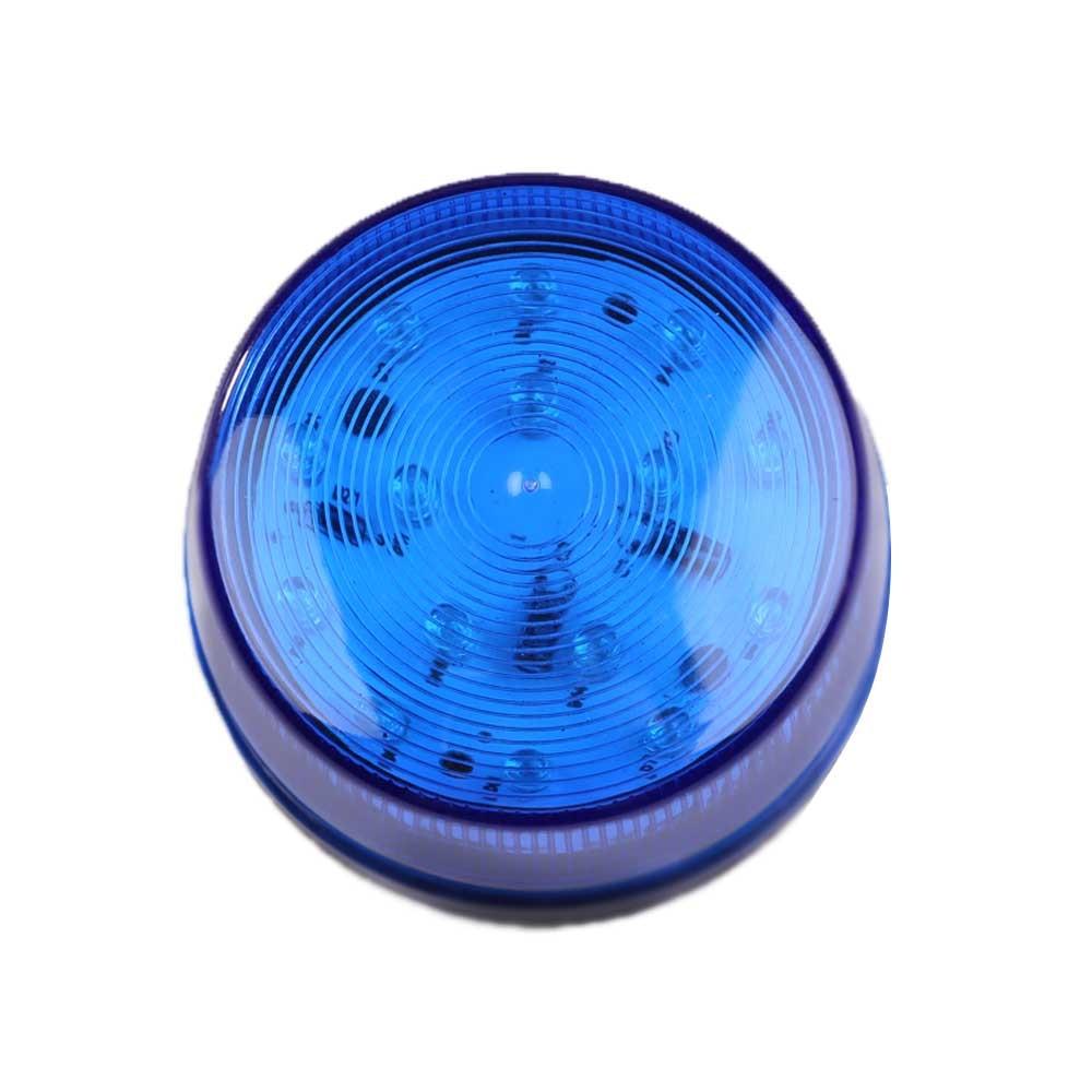 12 볼트 보안 경보 스트로브 신호 경고 사이렌 LED - 자동차 조명 - 사진 3