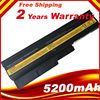 5200mAh Battery For IBM Lenovo ThinkPad R60 R60e R61 R61e R61i T60 T60p T61 T61p R500