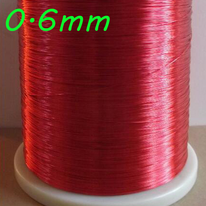 cltgxdd 0.6 mm QA-1-155 Polyurethane enameled Wire Copper Wire enameled Repair Magnet Wire купить в Москве 2019