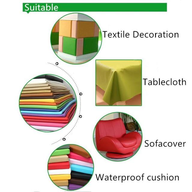 Pattern PU Leather Fabric Small 3