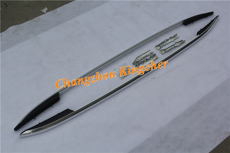 Aluminium Baggage Luggage Roof Rack Rail Bar For