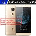 """Оригинал LETV LeEco LE MAX 2X829 4 ГБ RAM 64 ГБ ROM 5.7 """"IPS 2 К Android 6.0 Snapdragon 820 quad core 4 Г LTE 21MP OTG отпечатков пальцев"""