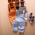 Hot Toddler Pants Kids Unisex Overalls Jumpsuits Male Child Infant Plaid Jumpsuits Kids Overalls Children Brand Pants Infantial