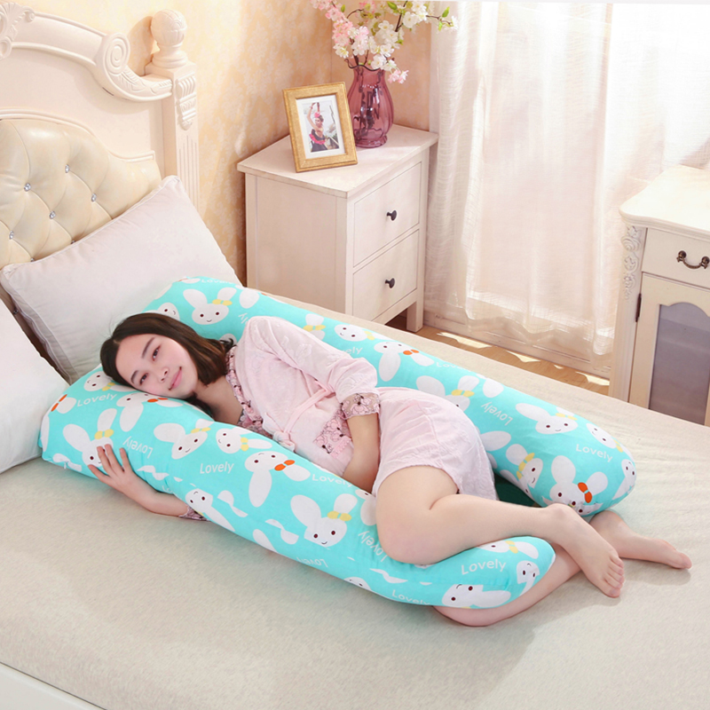 Pregnancy Comfortable U Shape Maternity Pillow 3