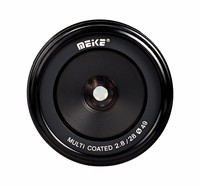 Meike MK FX 28mm f/2.8 fixed manual focus lens for Fujifilm Fuji X Camera X E3 X T3 X T2 X T2 X T20 X T100 X PRO2 X PRO1