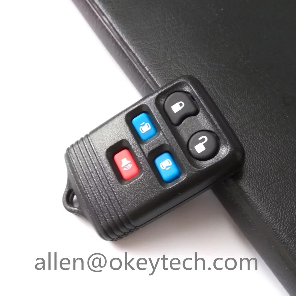 5 buttons remote key case fob shell cover for ford expedition lincoln navigator 2004 2005 2006 2007 2008 2009 2010 2011