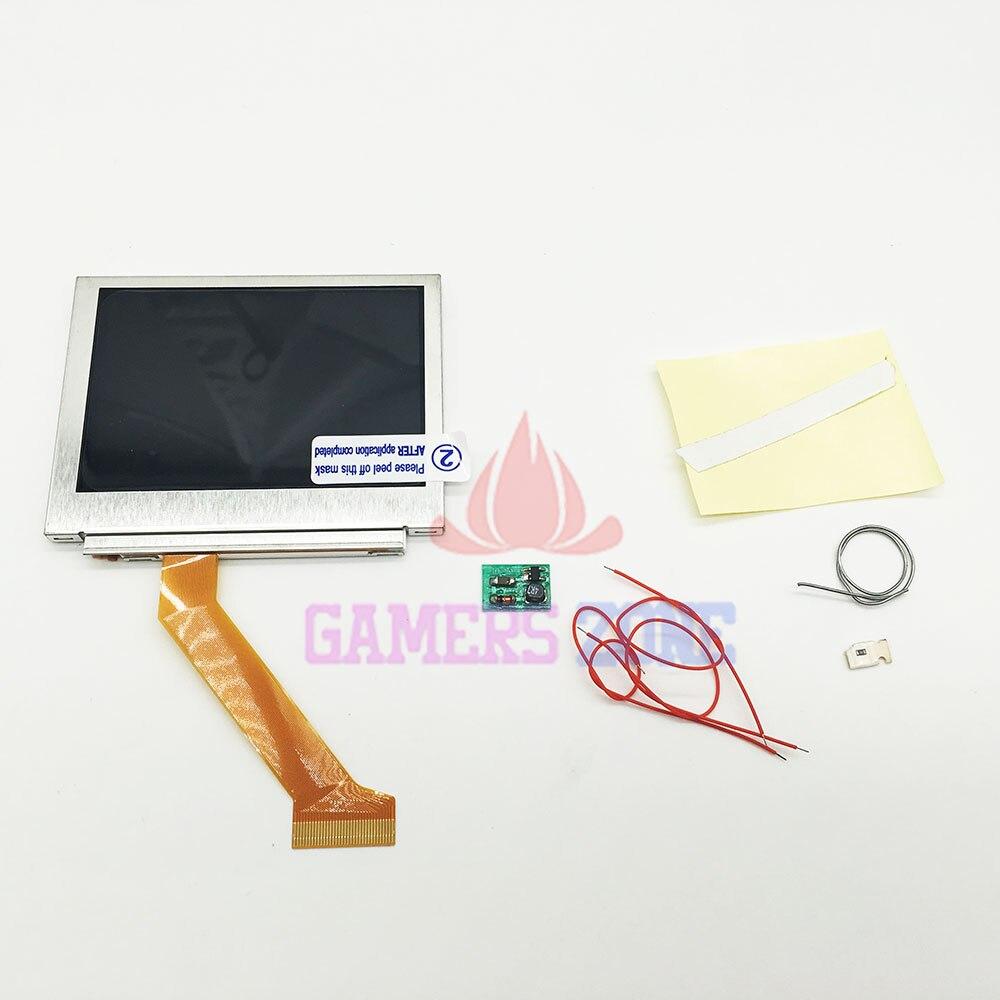 สำหรับ GBA SP หน้าจอ LCD OEM Backlit Brighter Highlight W/ปกติเมนบอร์ดปรับเปลี่ยน Part-ใน หน้าจอ จาก อุปกรณ์อิเล็กทรอนิกส์ บน AliExpress - 11.11_สิบเอ็ด สิบเอ็ดวันคนโสด 1