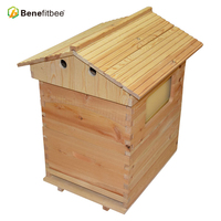 Benefitbee Auto Honey Flow Hive Beekeeping Tool Wooden Beehive Langstroth Bee Hive Honey Flow Hive For Beekeeping Equipment