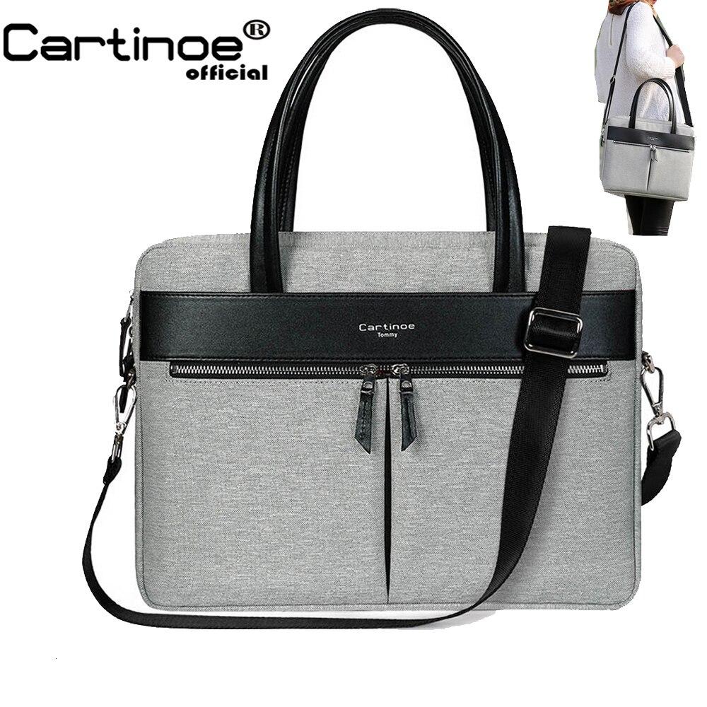Rfid Blocking Laptop Bag 15 14 Notebook Shoulder Messenger For Macbook Air Pro Case Crossbody Women Handbag