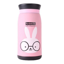 2016 Fashion 500ml Stainless Steel Vacuum Cup Thermos Mug Insulated Tumbler Travel Cups Belly CupsThermal Mug 20.5cm x 7cm