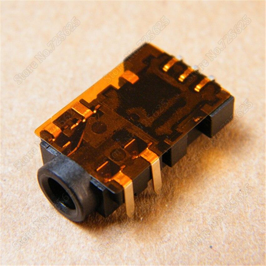1 pcs 3.5mm Audio Jack Port pour Asus G75 G75VX G75VM G75VX X32U U32VM Ordinateur Portable Casque Microphone Socket Connecteur