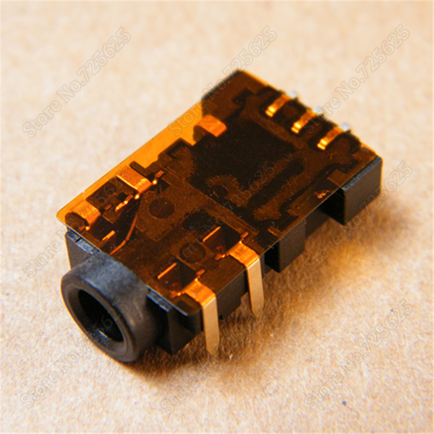 1pcs 3.5mm Audio Jack Port for Asus G75 G75VX G75VM G75VX X32U U32VM Laptop Headphone Microphone Socket Connector