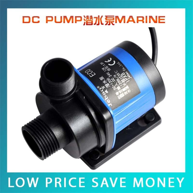 DC 1200 Small DC Submersible Water Pump Small Fish Tank Circulation Water Pump