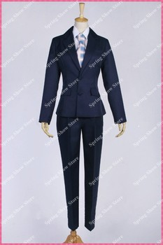 Dramatical Murder Dmmd Virus Animation Customized Uniform Cosplay Costume