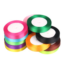 5/8 inch 15mm wide 32color High Quality Satin Ribbon Wholesales Wedding Party Decoration DIY craft gift wrapping apparel sewing