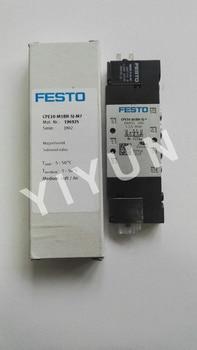 CPE10-M1BH-3GL-M7 196915 CPE10-M1BH-5J-M7 196925 CPE10-M1BH-5/3G-M7-B 533141 CPE10-M1H-3GLS-M5 162889 FESTO Solenoid valve